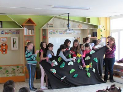 1 март - ОУ Св. Св. Кирил и Методий - Карлово