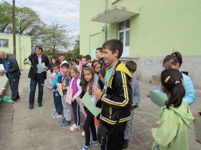 Пролетен спортен празник 3 - ОУ Св. Св. Кирил и Методий - Карлово