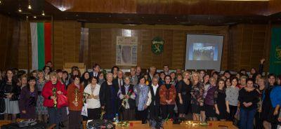 50-годишен юбилей - ОУ Св. Св. Кирил и Методий - Карлово
