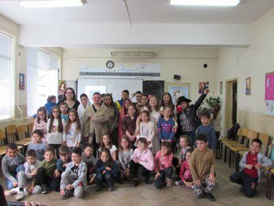 Фестивал на народите - ОУ Св. Св. Кирил и Методий - Карлово